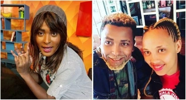 16 adorable photo of comedian Shaniqwa and his girlfriend which will