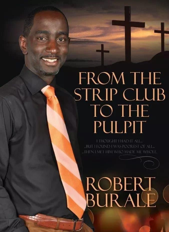Robert Burale biography