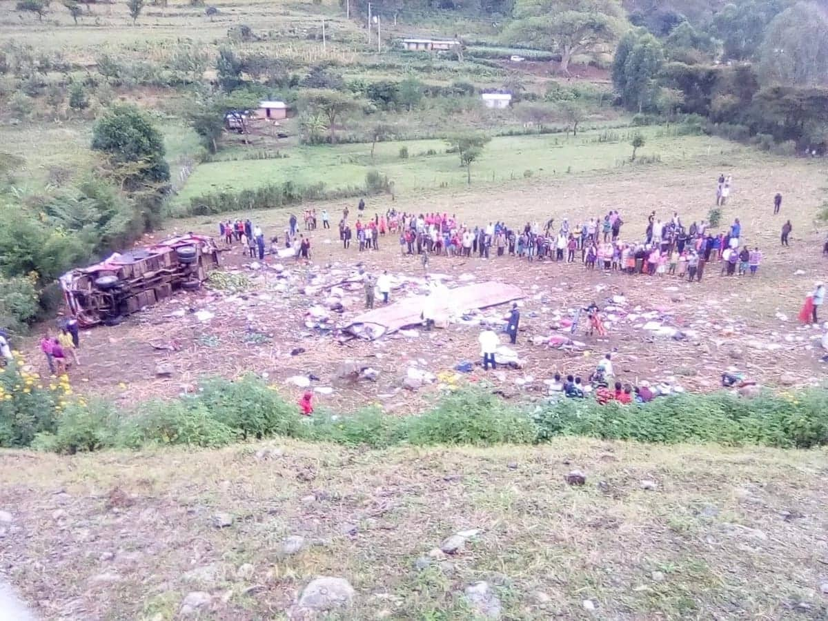 10 bodies yet to be claimed days after horrific Kericho accident that claimed 58 lives