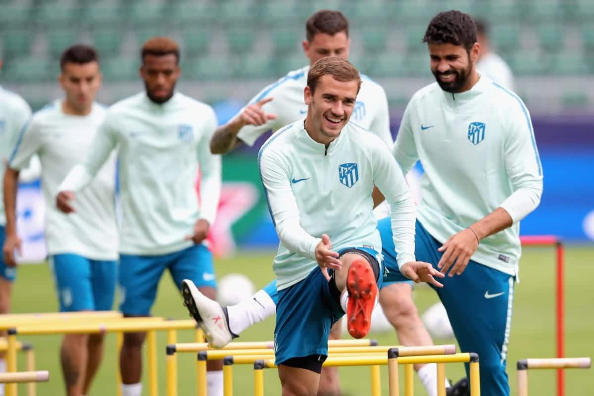 UEFA Super Cup: Atletico Madrid battle ready to upset Real Madrid