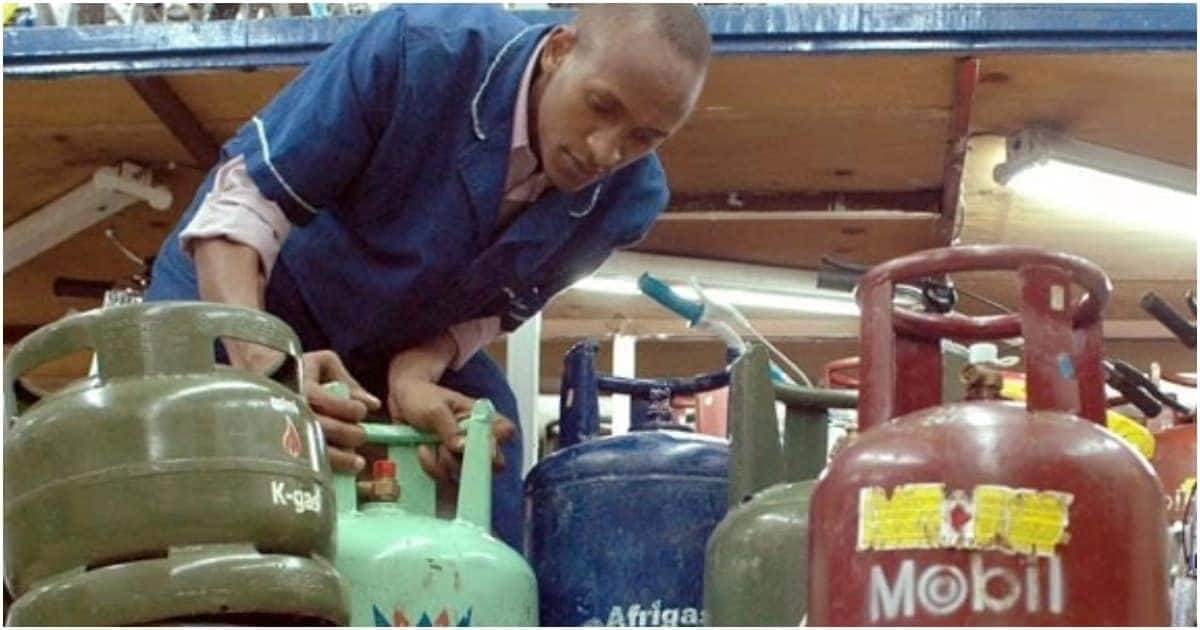 Cooking gas could soon be out of reach for most Kenyans as government introduces new tax