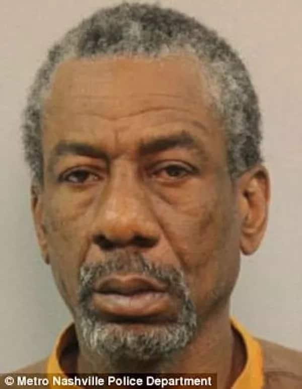 Brentnol James shot his son in self-defense. Photo: Metro Nashville Police Department
