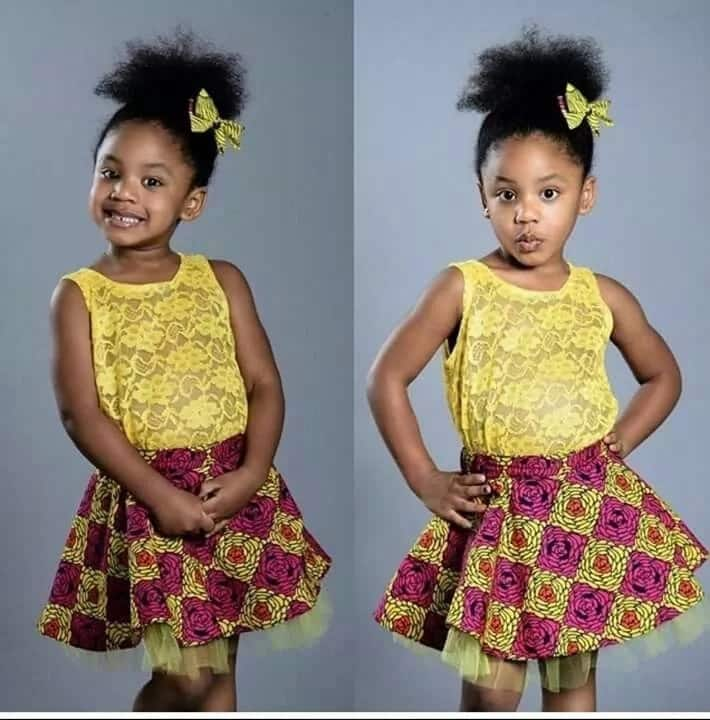 African dresses for kids