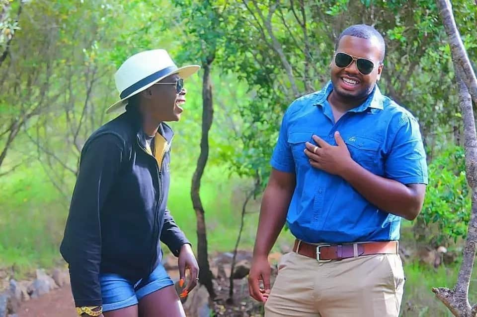 Thank you for nursing me for 3 weeks - Akothee celebrates young lover in emotional post