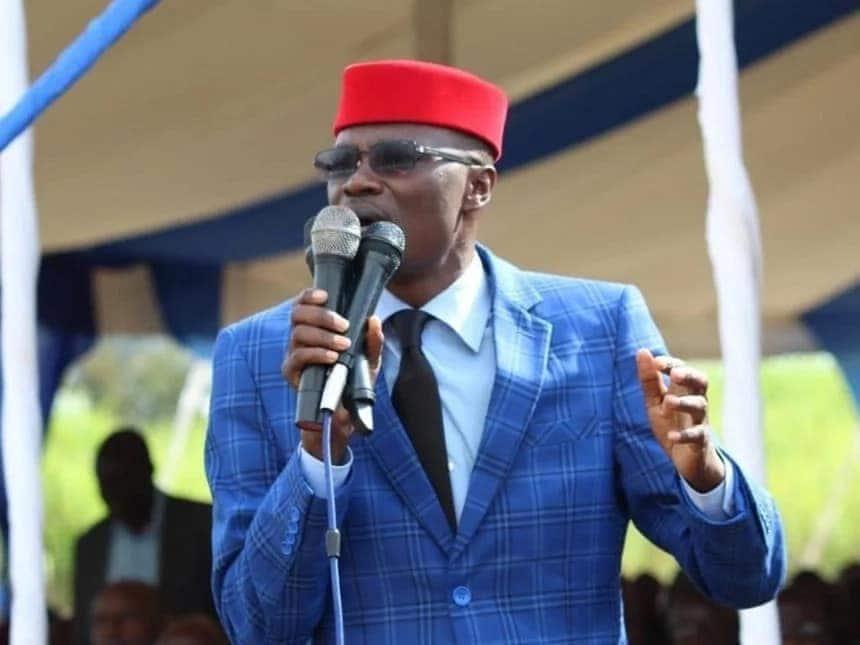 Viongozi wa Jubilee kutoka Bungoma wampuzilia mbali Wetang'ula kuhusu 2022