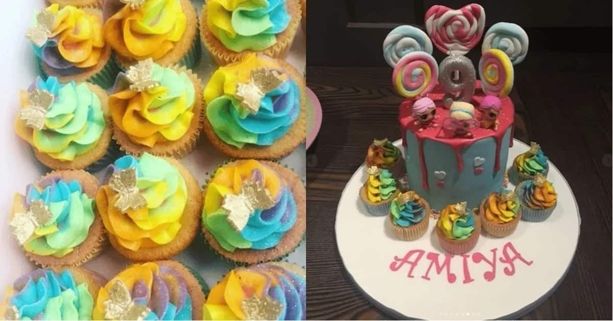 Ali Kiba's baby mama throws birhtday for their 9-year-old daughter and TUKO.co.ke has the photos