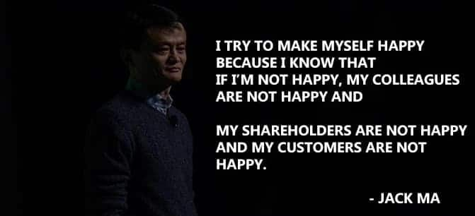 Top Jack Ma quotes, Jack Ma quotes about leadership, famous Jack Ma quotes