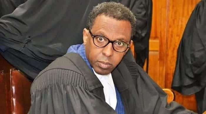 City lawyer Ahmednasir slams CJ Maraga for promising to help Uhuru end graft