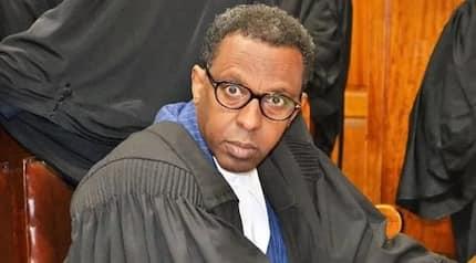 City lawyer Ahmednasir slams CJ Maraga for promising to help Uhuru end graft