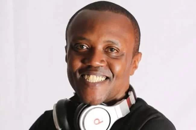 Maina Kageni aomboleza kifo cha binamuye, mwanawe SK Macharia