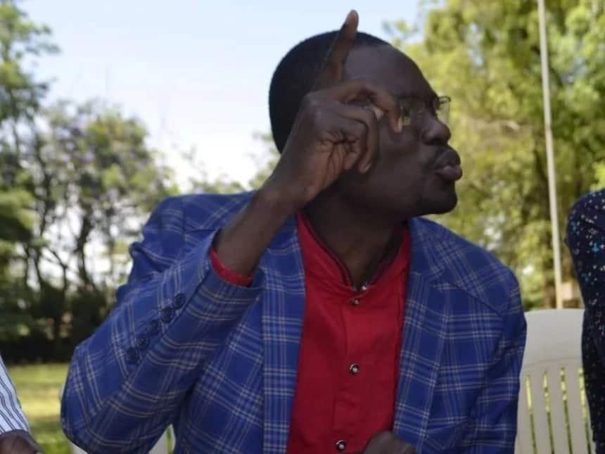 People of Bungoma will never forgive Raila Odinga over what has happened to Moses Wetangula - Jubilee MP