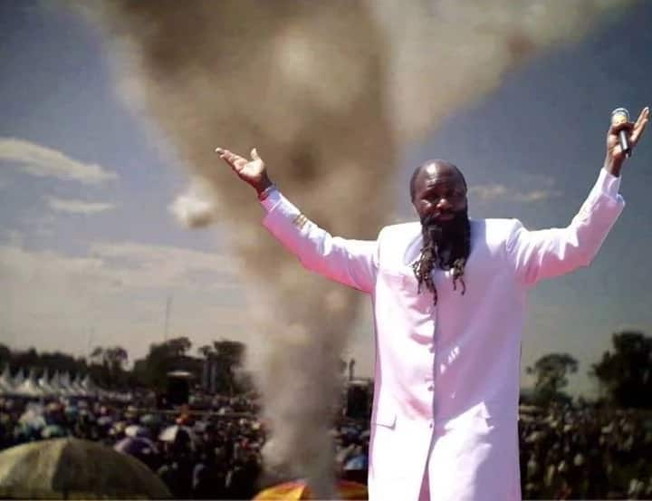 Prophet Owuor responds to claims his driver died after