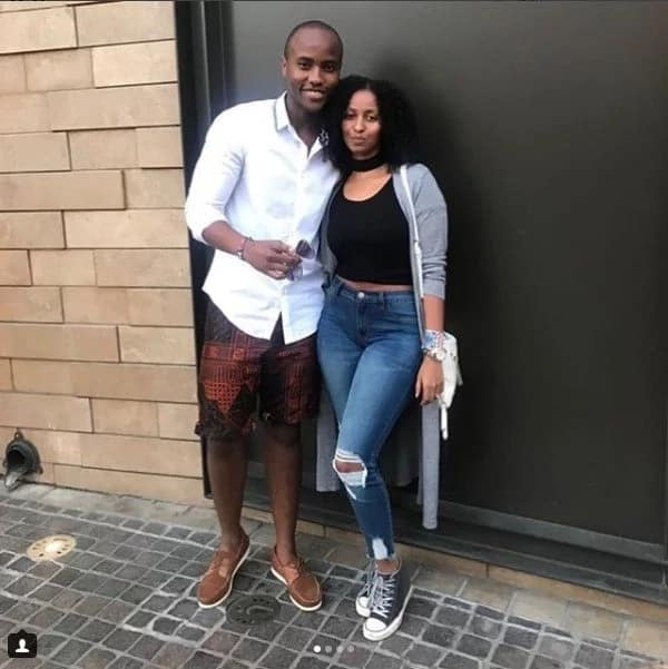 Ex-Tahidi High actress Sarah Hassan and Nick Mutuma excite social media as they spend time together after years