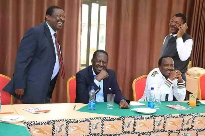 NASA has outlived its usefulness and Kalonzo only wants to use Raila - Mutahi Ngunyi