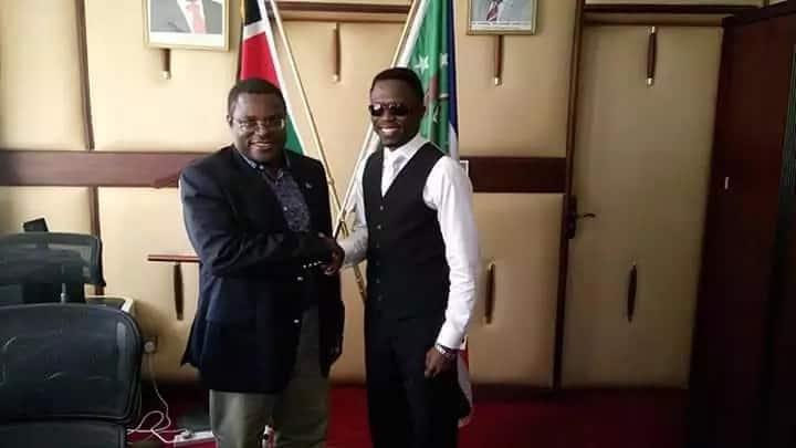 Ababu Namwamba wants to join government, says Butere MP