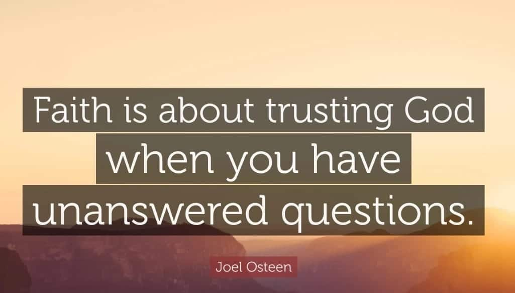 30 Inspirational Joel Osteen Quotes That Will Change Your Life