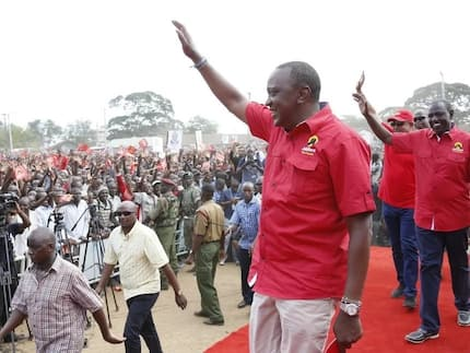 Uhuru already showing some promise in delivering Big Four Agenda