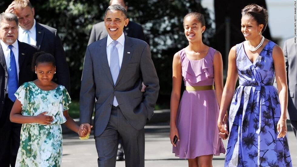 Retired Barrack Obama expected back home in Kenya