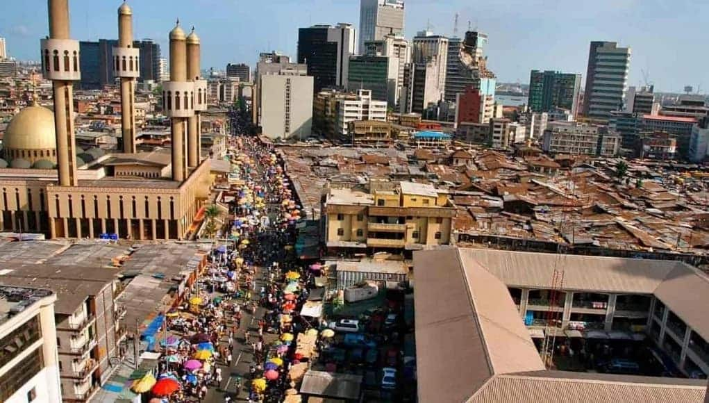 List of West African countries