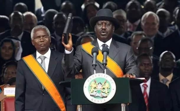 Imaginary election results illustrate Raila Odinga's raw hypocrisy