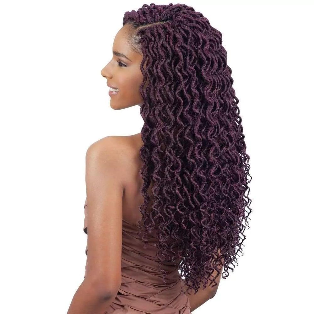 Best curly braids hairstyles