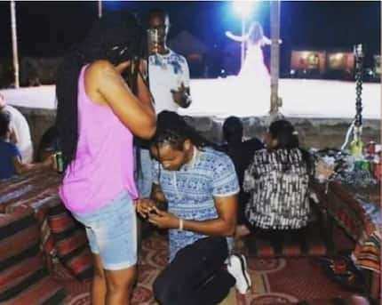 DJ Kalonje amposa mpenziwe wa kutoka zamani