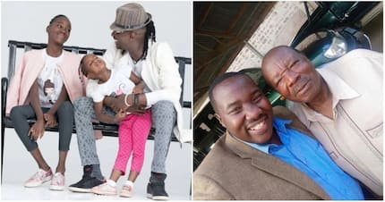 Kenyan celebrities introduce fans to their husbands, fathers and TUKO.co.ke has photos