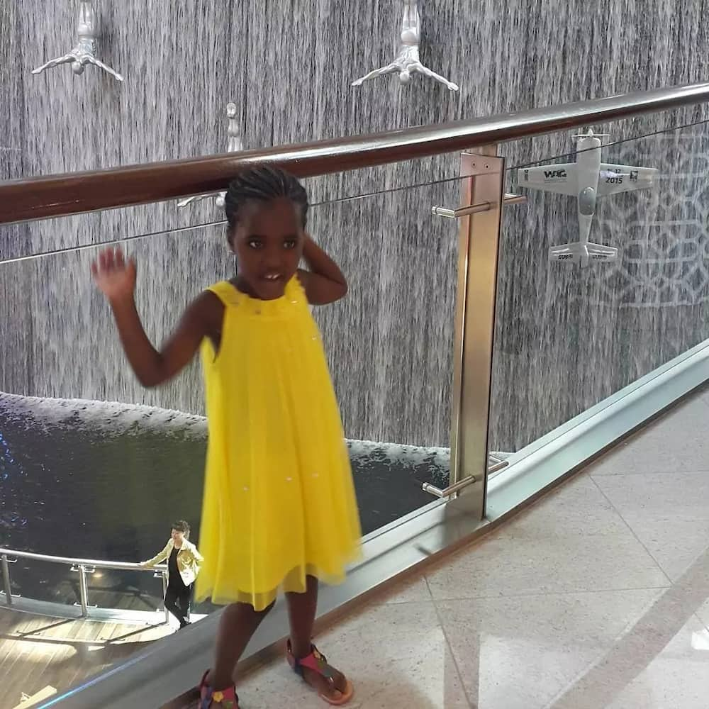 Caroline Mutoko has the most adorable daughter and the proof is in the photos