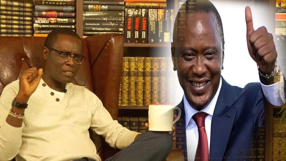 Uhuru anaelekezwa kwenye mtego kutokana na sakata za ufisadi – Mutahi Ngunyi