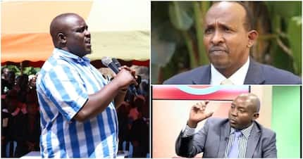 Aden Duale, Ayub Savula are big barons behind poisonous sugar - Kakamega senator
