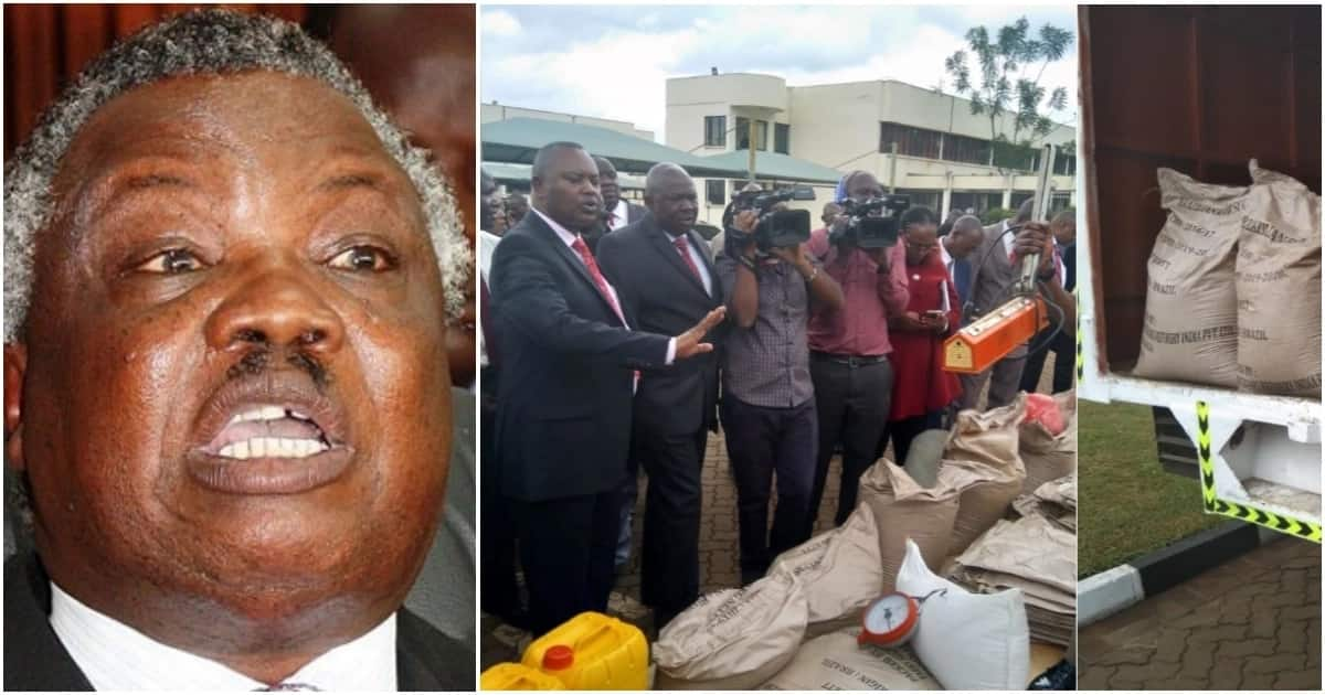 Union officials want Francis Atwoli to name barons behind importation of poisonous sugar