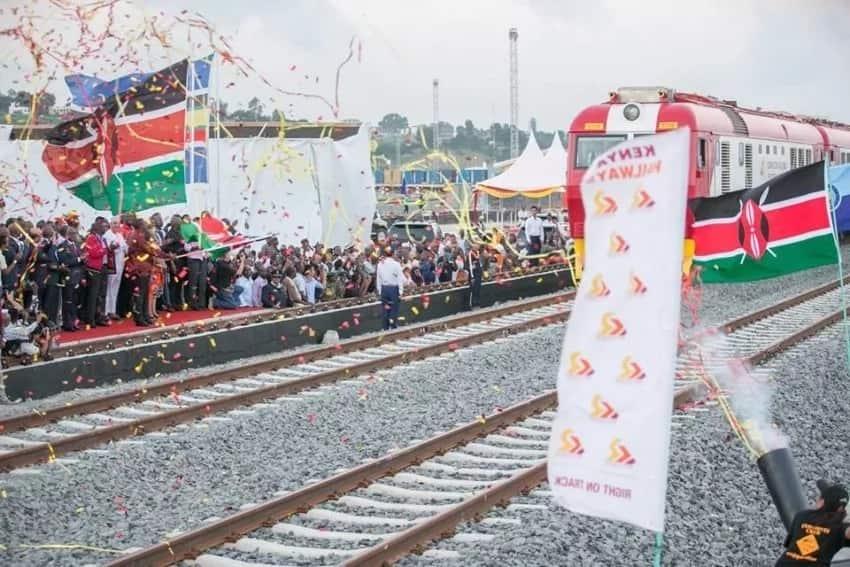 Kenyans using SGR trains to pay more