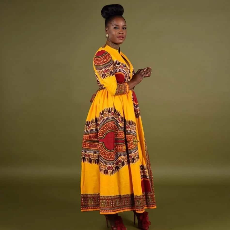 Latest African Dresses For Women Tuko Co Ke