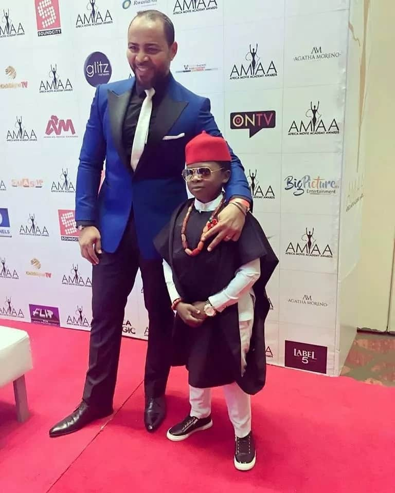9 popular Nollywood actors and actress we bet every Afro Cinema lover can relate with