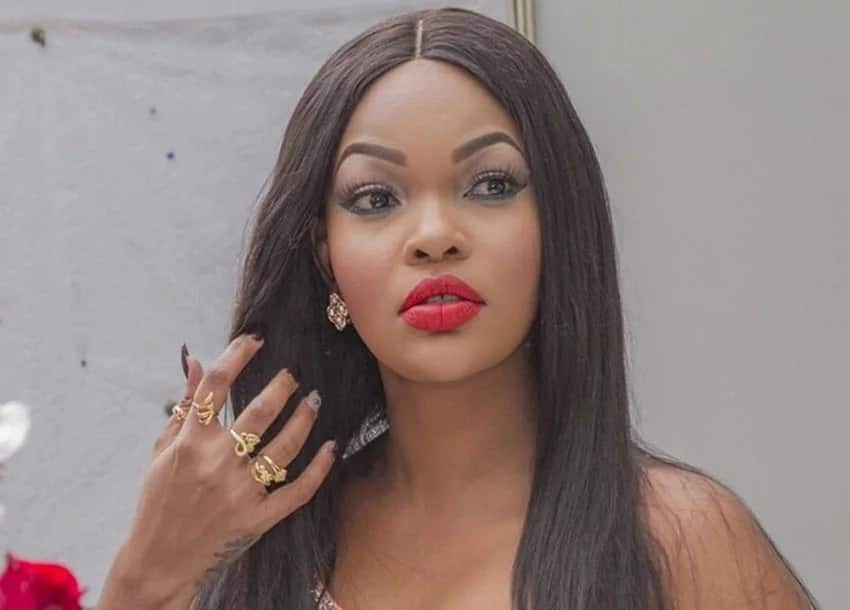 Diamond leaves everyone confused after gushing on ex-lover as she celebrated birthday