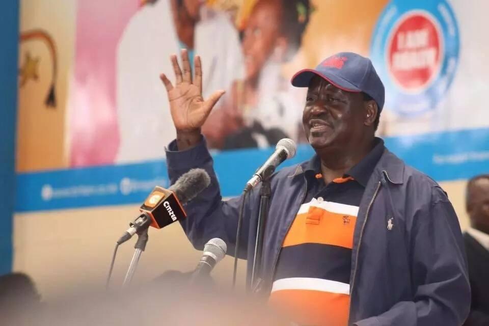 Jinsi dunia inavyomjua Raila Odinga