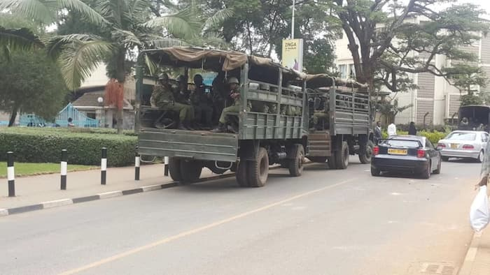 Meru: Police Officer Shoots Boda Boda Rider Dead after Disagreement