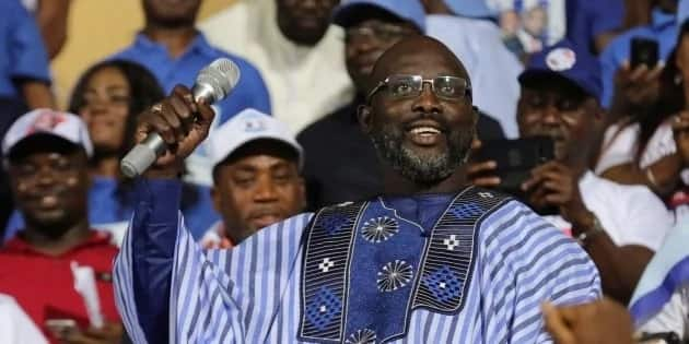 The challenge is immense but together we will conquer - George Weah's response to Uhuru Kenyatta