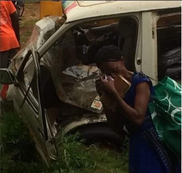 2 dead in accident involving vehicle ferrying remains of singer Akothee's relative