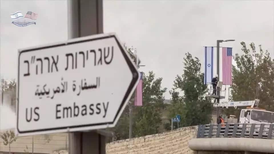 Kenya's presence during US embassy relocation to Jerusalem puts it in dilemma