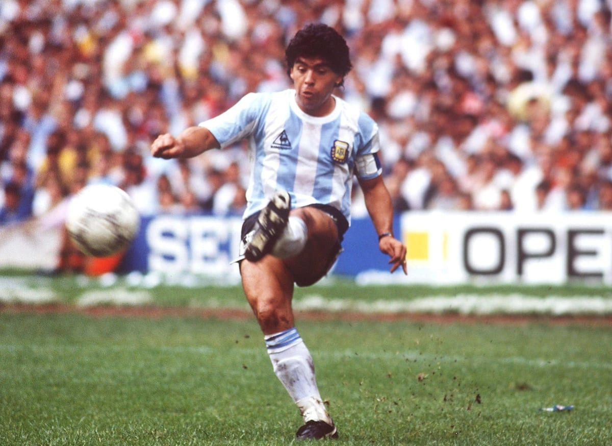 5 greatest players in the history of the World Cup