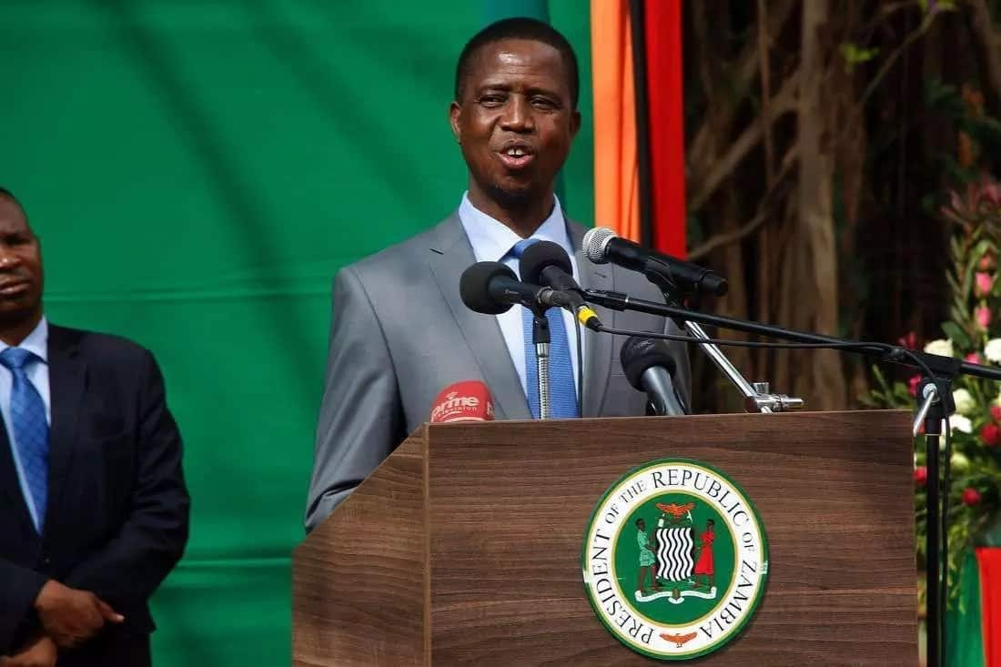 Zambia president sounds warning to judges not to imitate Maraga in presidential ruling