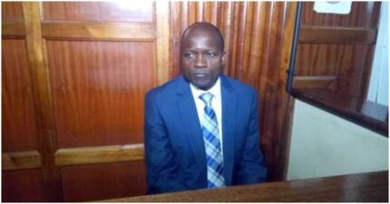 Okoth Obado detained again
