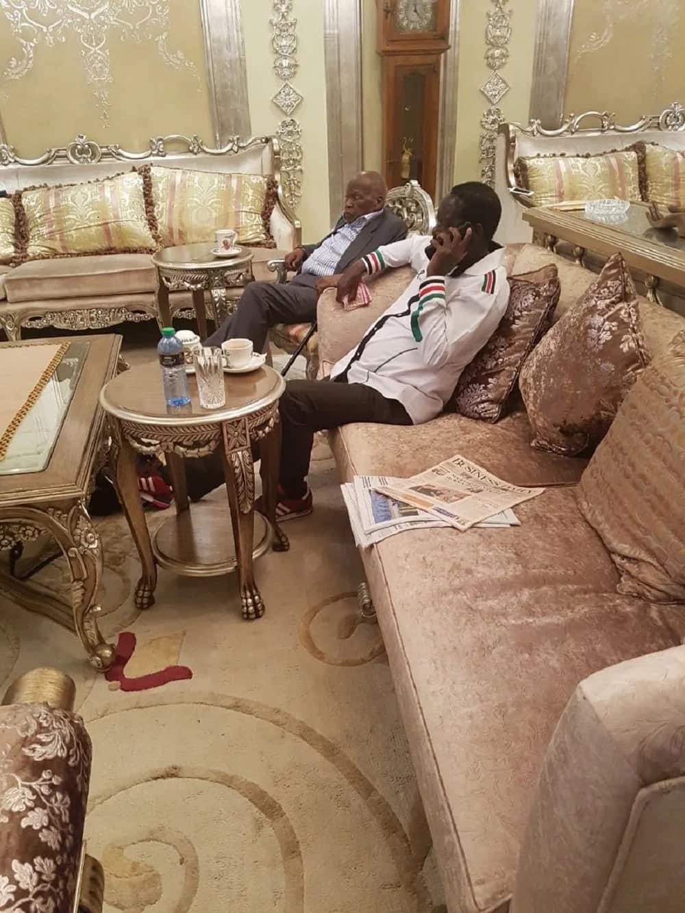 Jimmy Wanjigi's House and Cars: a Sneak Preview of the Billionaire's Wealth and Lifestyle