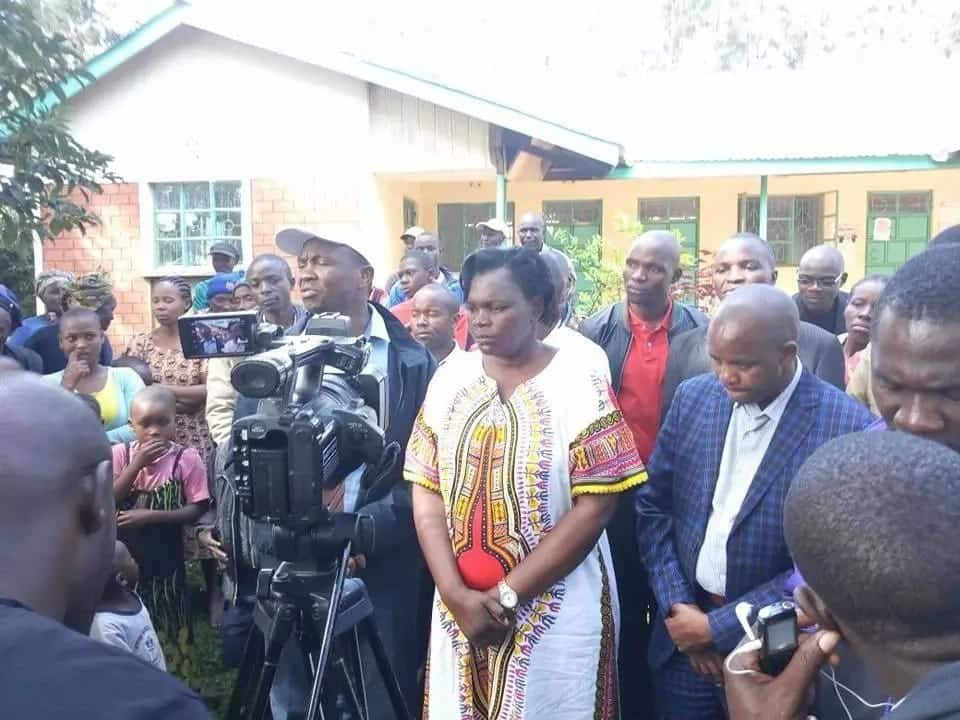 Migori Woman Rep accuses Ruto of unfairness after he skipped her county