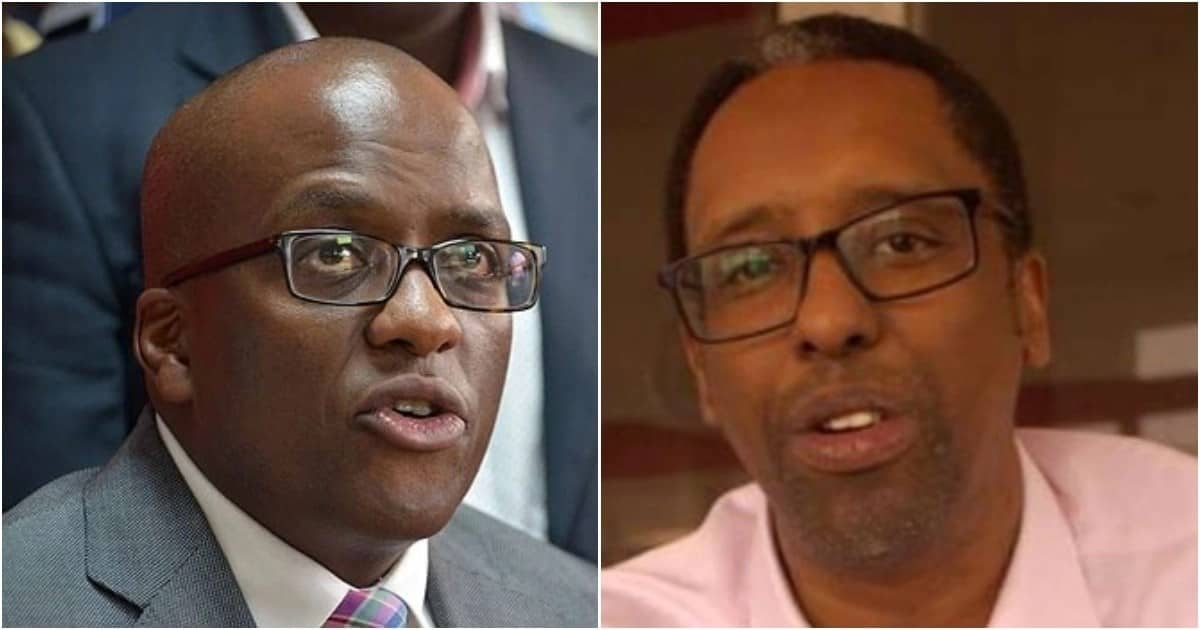 Sonko's ex-deputy Polycarp Igathe now Equity's Group Chief Commercial Officer