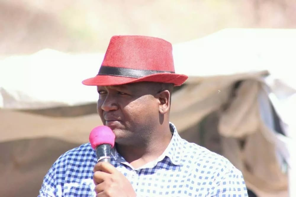 MP William Kamket accuses William Ruto of using assassination claims to gain voters' sympathy