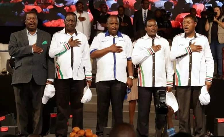 Raila's super campaign plan after Uhuru hired company which helped Trump win