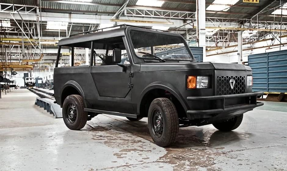 Mobius intends to make cars that are tailor-made for Kenya's roads and terrain.