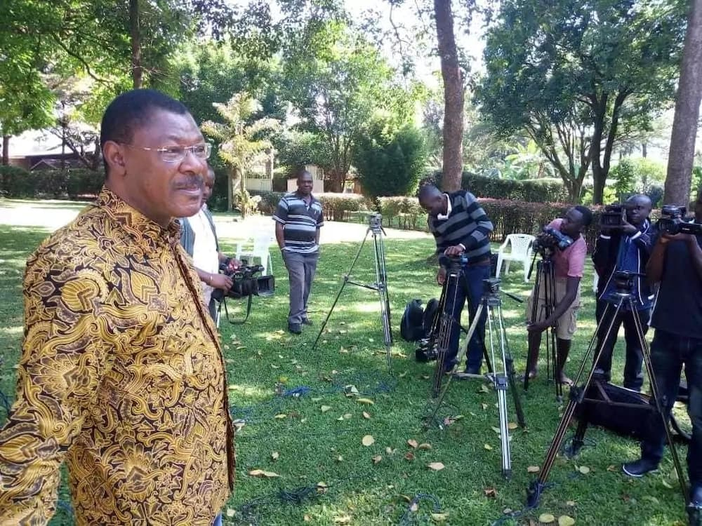Resist: Senator Wetangu'la calls on African leaders to reject COVID-19 vaccine test on continent